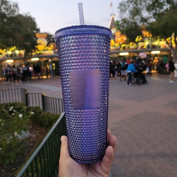 2021 DisneyParks Starbucks Tumbler 50th Anniversary Disneyland CA Edition